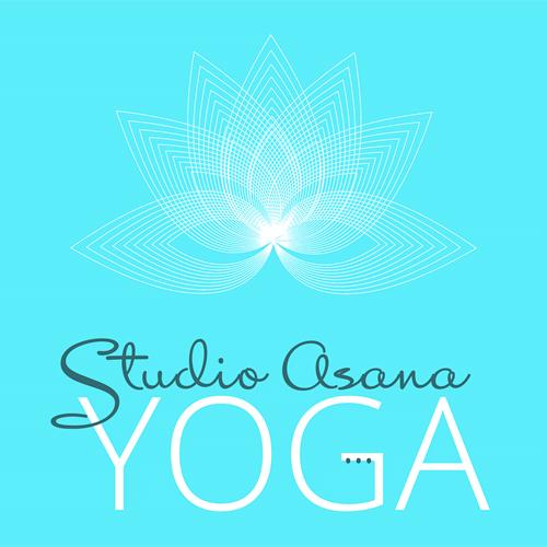 Logo Studio Asana Yoga