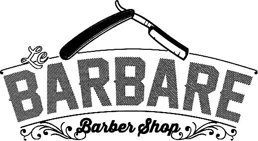 Logo Le Barbare Victoriaville