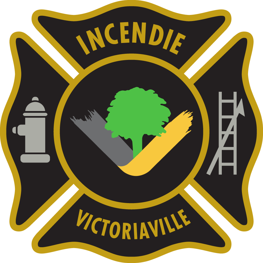 Logo Poste de pompiers Fernand-Giguère