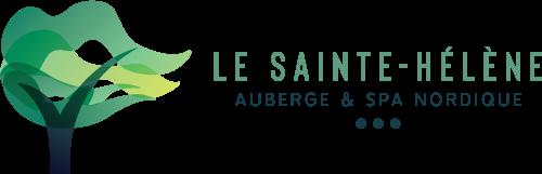 Logo Le Sainte-Hélène Auberge et Spa Nordique