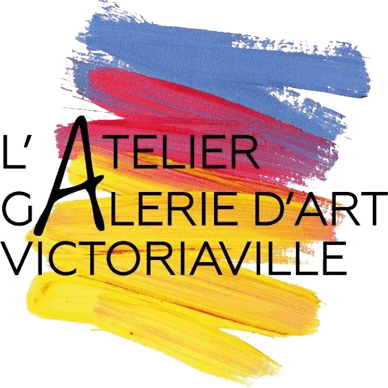 Logo L'Atelier Galerie d'art Victoriaville