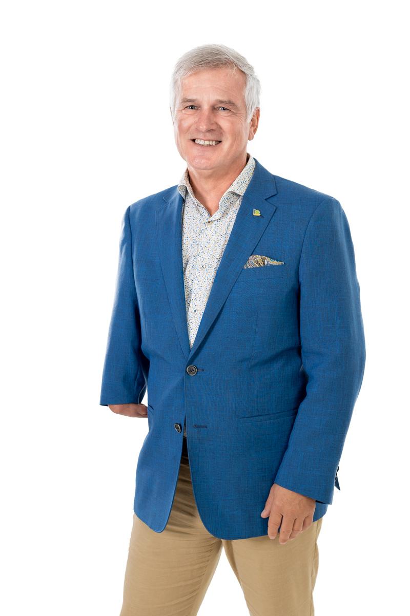 Portrait officiel, Benoît Gauthier