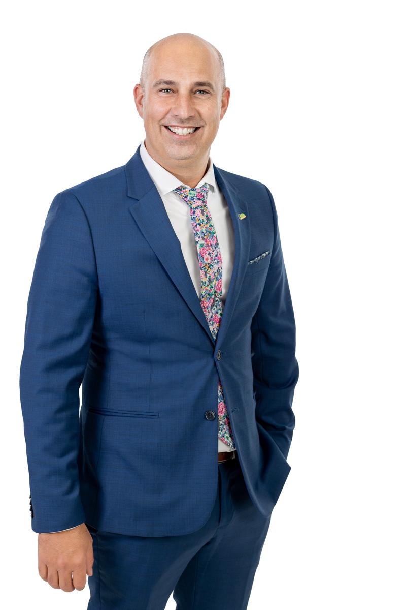 Portrait officiel, Alexandre Côté