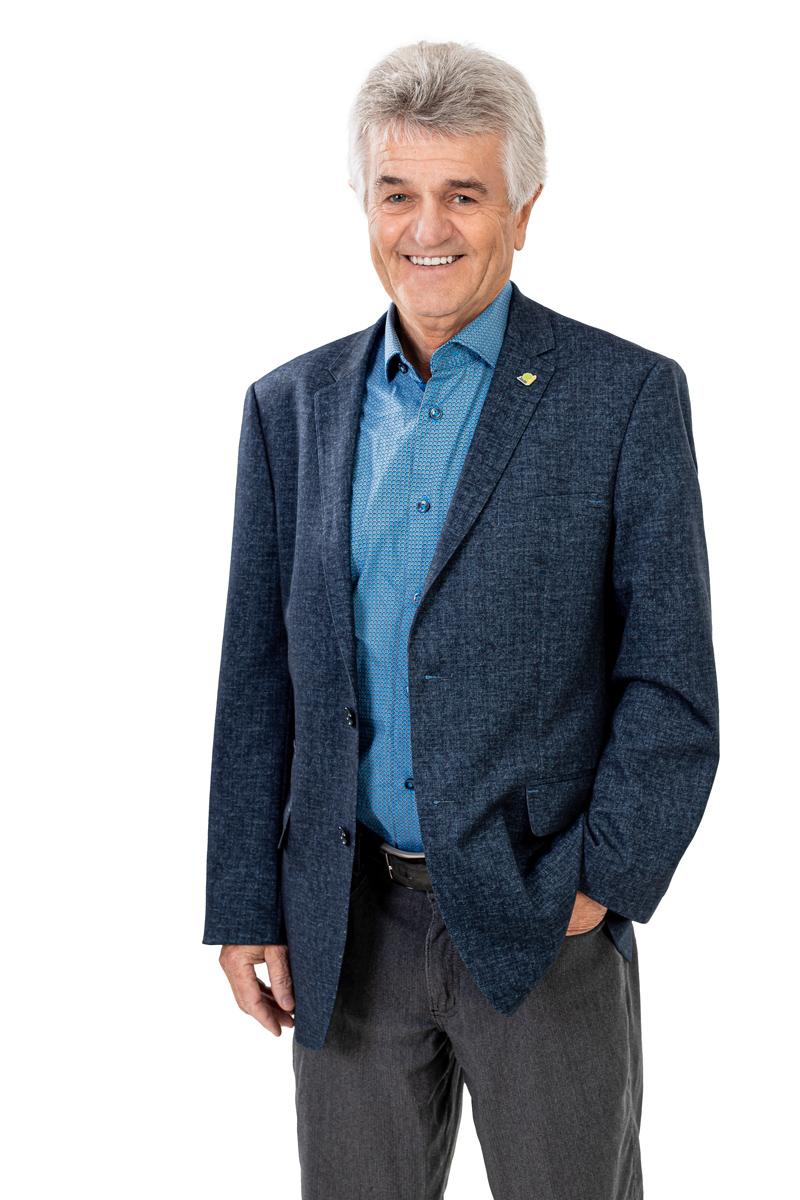 Portrait officiel, Marc Morin