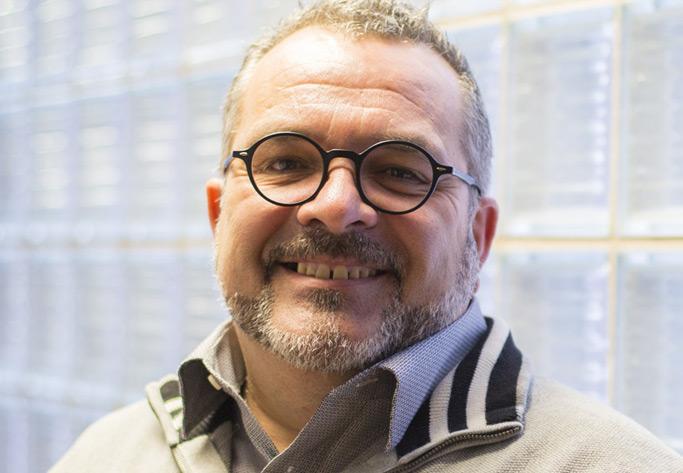 Simon Boucher, maire de la municipalité de Sainte-Clotilde-de-Horton