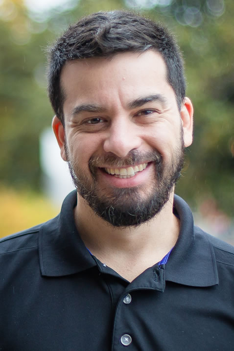 Jonathan Moisan, gestionnaire de plate-forme AcheterVicto.com
