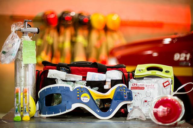 Équipement et matériel destinés aux premiers répondants du Service de sécurité incendie de la Ville de Victoriaville