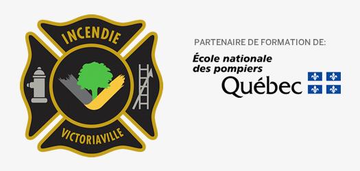 Entente conclue avec l'École nationale des pompiers du Québec et instituée en vertu de la Loi sur la sécurité incendie par le Gouvernement du Québec.