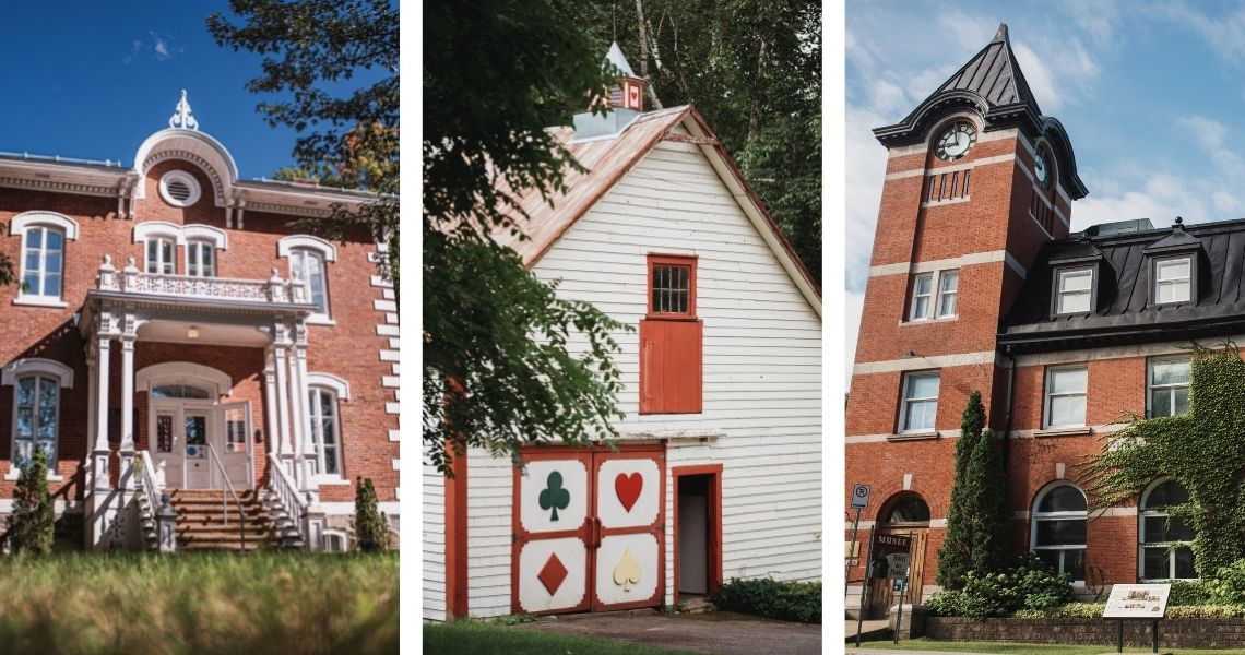 Le Musée Laurier, La Grange Fleury et le Musée de l'Hôtel des Postes - Crédits photos: Les Maximes