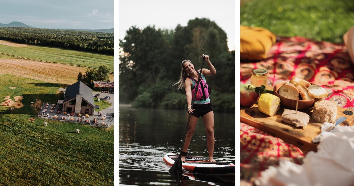 Vivez des micro-aventures inédites en compagnie des gens d'ici et transformez votre été en collection de souvenirs marquants. Crédits photos: Les Maximes