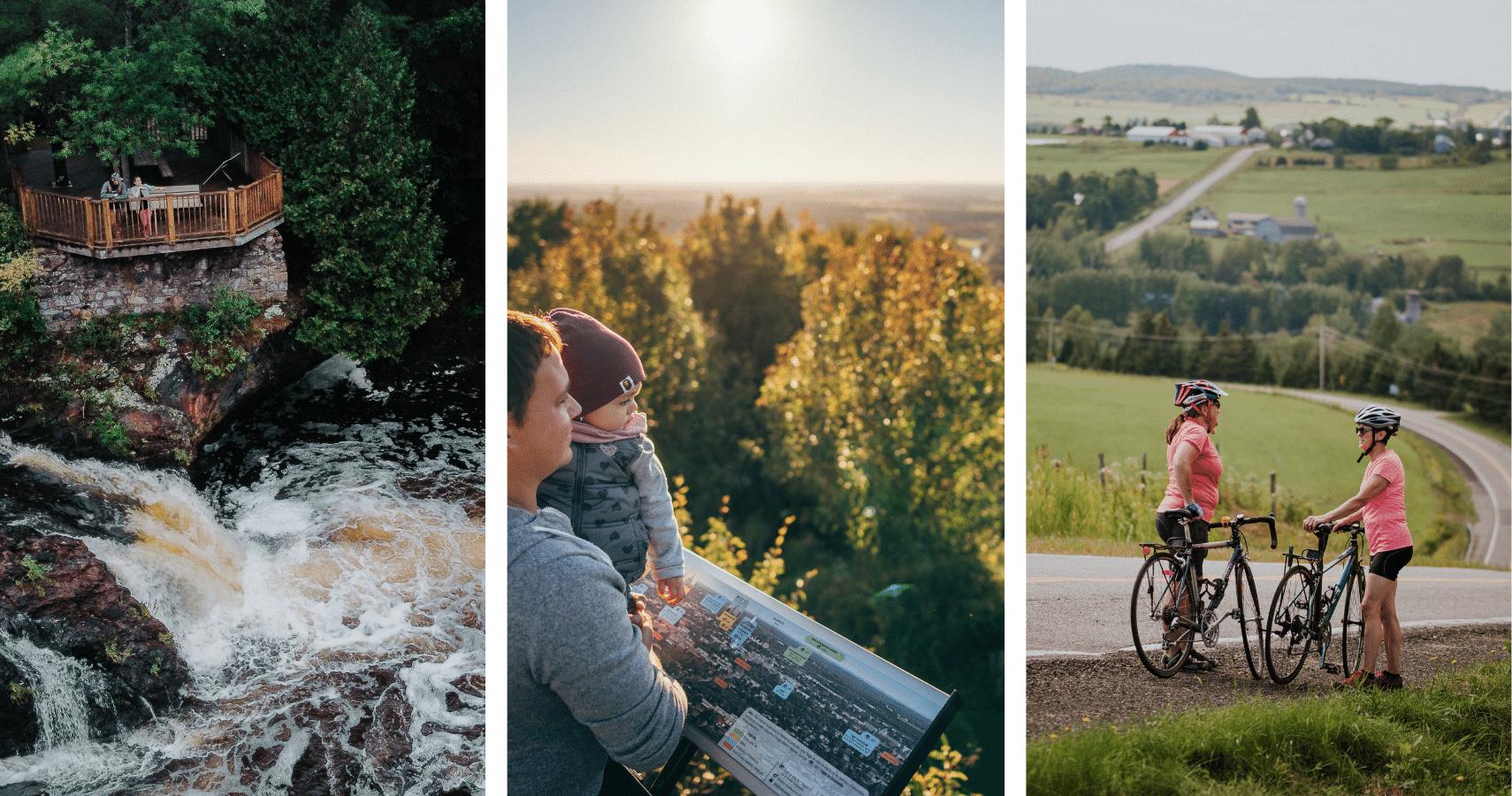 Prenez le temps de découvrir des paysages à couper le souffle - Crédits photos: Les Maximes