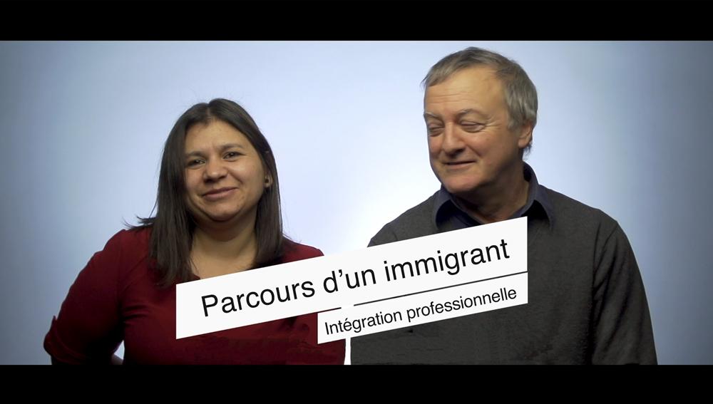 Parcours d'un immigrant: Intégration professionnelle