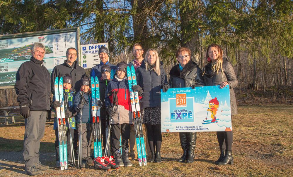 Victoriaville devient un centre partenaire de La Petite Expé