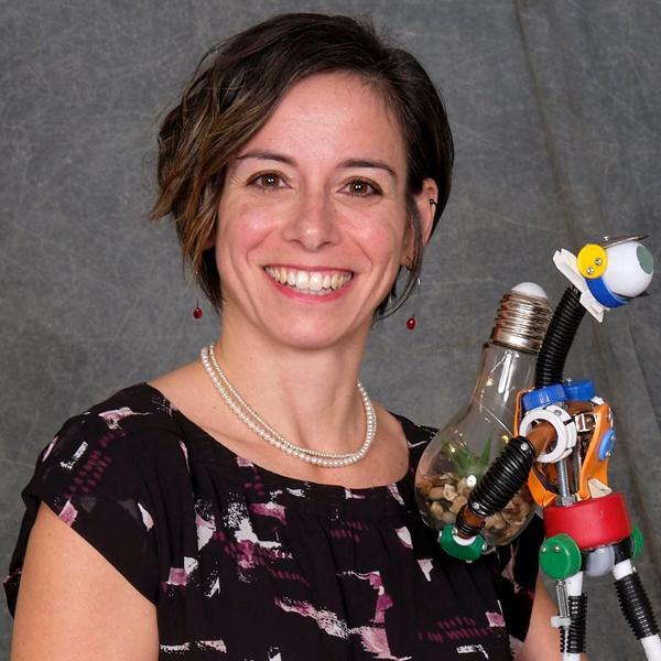 Véronique Pepin, présidente de Culture Centre-du-Québec