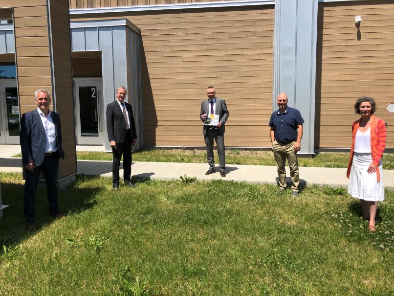 Un plan d'agriculture urbaine pour Victoriaville