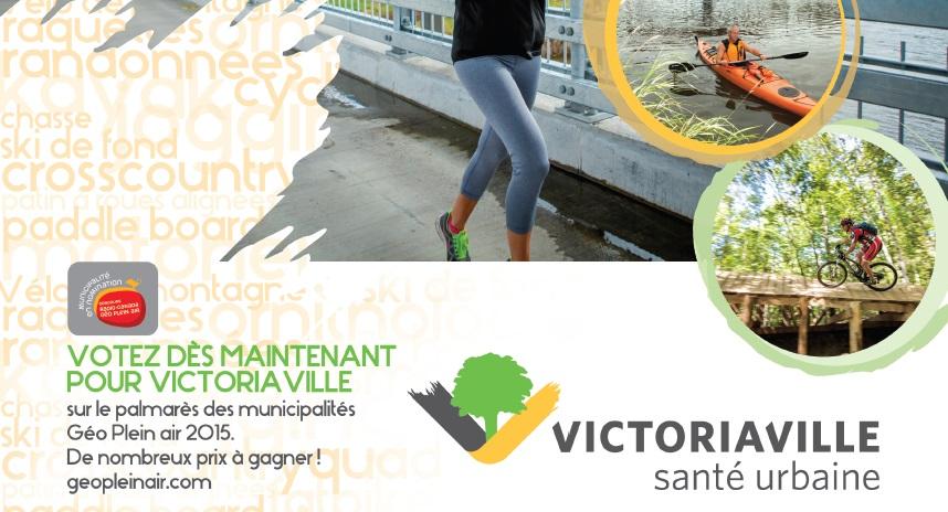 Victoriaville #1 pour le plein air?