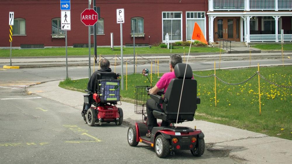 Nouvelle réglementation pour la circulation des quadriporteurs