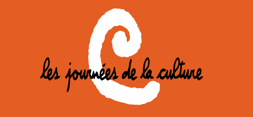 Logo officiel Journées de la Culture