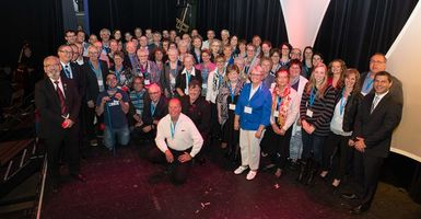Soirée hommage aux bénévoles 2015