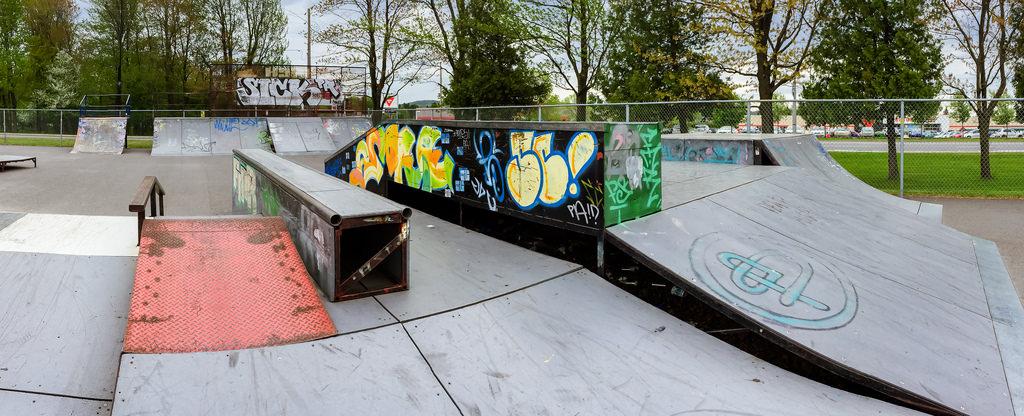 Consultation publique en vue de la mise à niveau du skate park extérieur