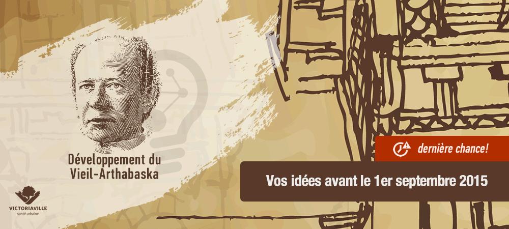 2e consultation pour réfléchir et développement le Vieil-Arthabaska
