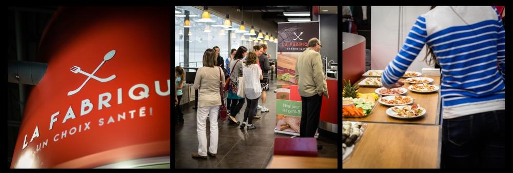 Ouverture de La Fabrique, une nouvelle concession alimentaire au Complexe Sani Marc