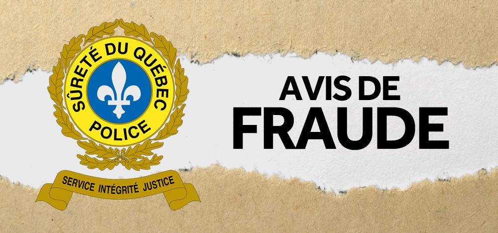 Avis de fraude dans la région: Besoin urgent d'argent d'un proche parent