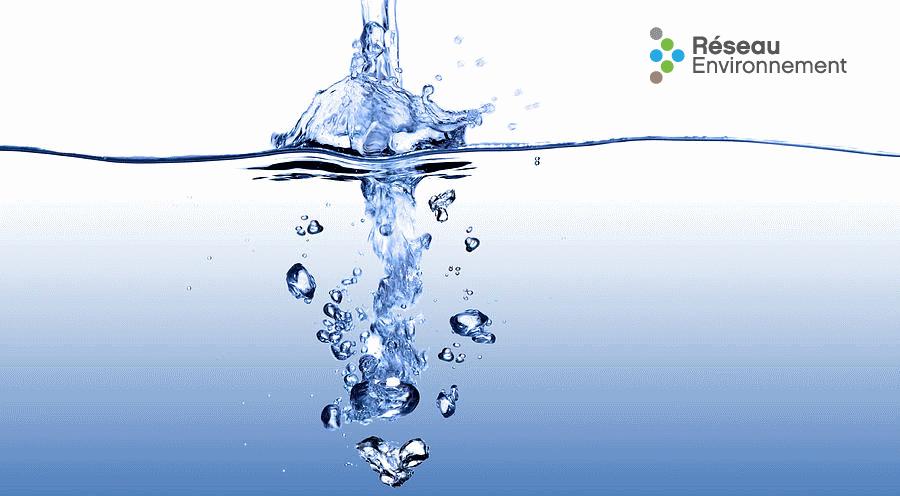Notre eau potable, toujours 5 étoiles!