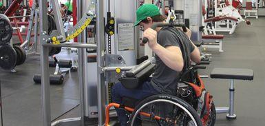 Un circuit de conditionnement physique adapté aux personnes en situation de handicap