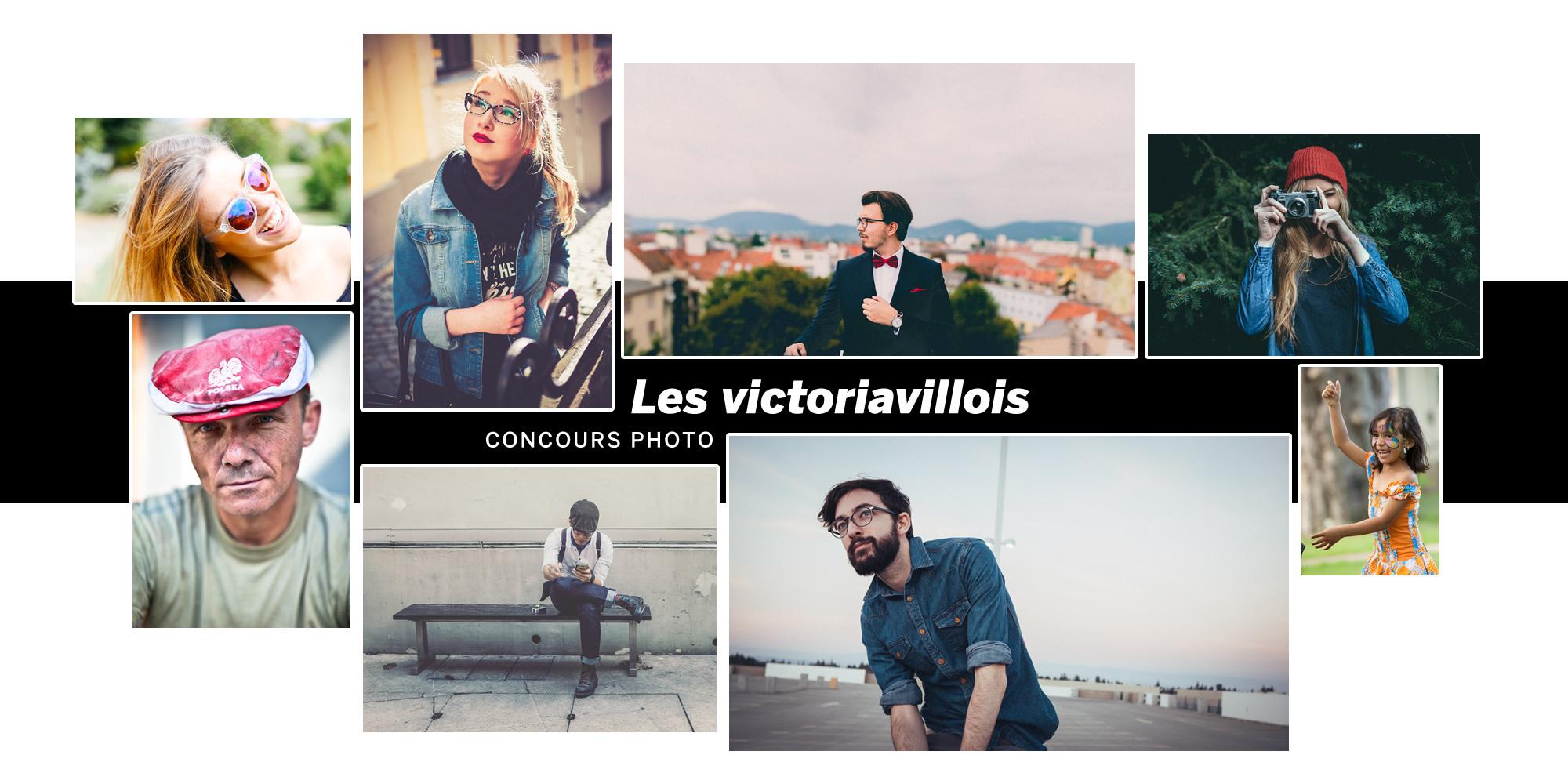 Les victoriavillois au coeur d'un nouveau concours photo