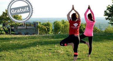 Yoga pour tous cet été au Mont Arthabaska