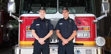 Les pompiers en tournée pour les avertisseurs de fumée