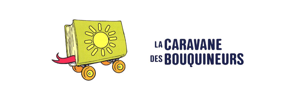 La Caravane des bouquineurs sur les routes de Victoriaville et sa région cet été!
