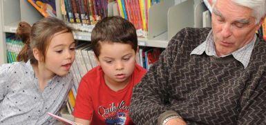 Lire et faire lire: Devenez bénévole-lecteur pour nos enfants
