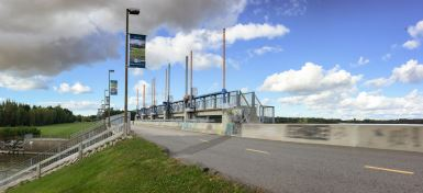 Fermeture d'une section de la piste cyclable au réservoir Beaudet