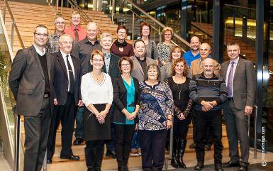La Ville de Victoriaville honore 24 employés