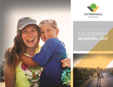 Lancement du nouveau calendrier municipal 2017