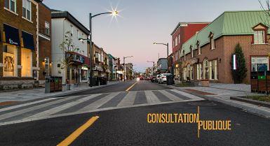 Comment imaginez-vous l'aménagement urbain de Victoriaville?