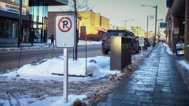 Des nouvelles zones de stationnement au centre-ville interpellent la courtoisie