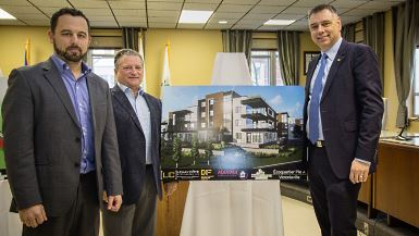 Un futur écoquartier à Victoriaville!