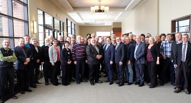 Les maires(resses) du Centre-du-Québec se mobilisent pour une gouvernance concertée