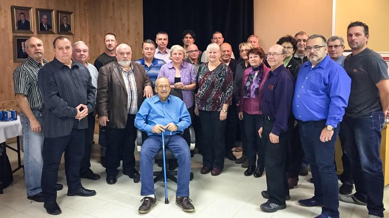 Décès de M. Luc Le Blanc: Victoriaville et sa région en deuil