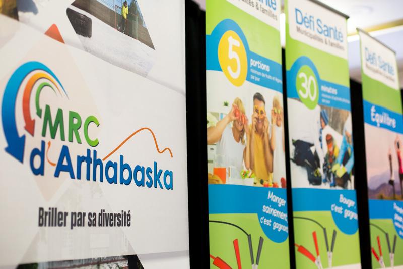 Victoriaville et sa région s'active grâce au Défi Santé 2017