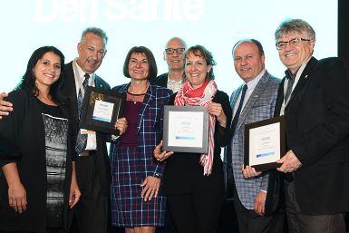 Victoriaville parmi les meilleures au Défi Santé 2017