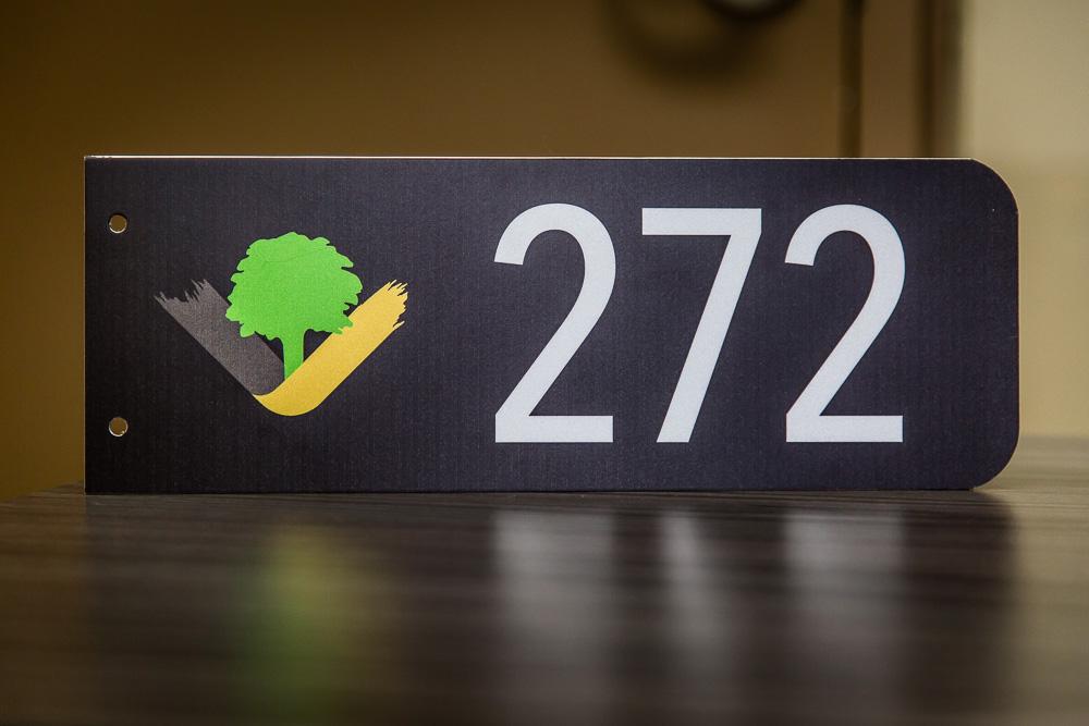 Ajout de panneaux d'adresse dans les zones rurales de Victoriaville
