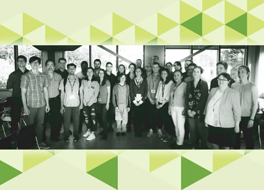 Le groupe Sani Marc reçoit les 18 finissants de l'École internationale d'été Vertech City