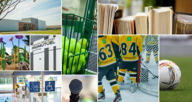 6 municipalités renouvellent leur entente de loisirs pour 5 ans