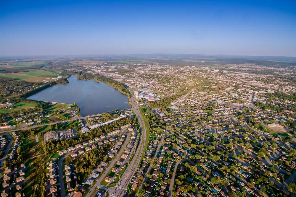 Le budget 2018 vise à relever le défi de l'eau, dont la restauration du réservoir Beaudet.