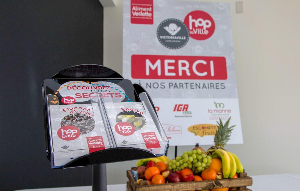 L'initiative Aliment vedette présente trois nouvelles offres santé par mois dans les marchés d'alimentation participants et sur le Web. Une occasion parfaite de découvrir ou redécouvrir diverses façons d'apprêter un fruit, un légume, une herbe, une légumineuse, etc.