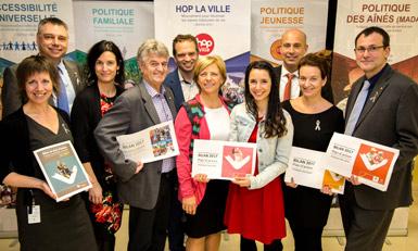 Le développement social au coeur de Victoriaville